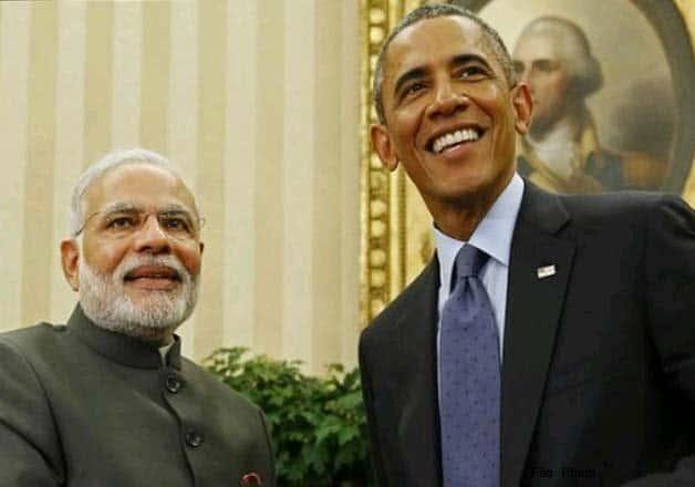 Modi & Obama