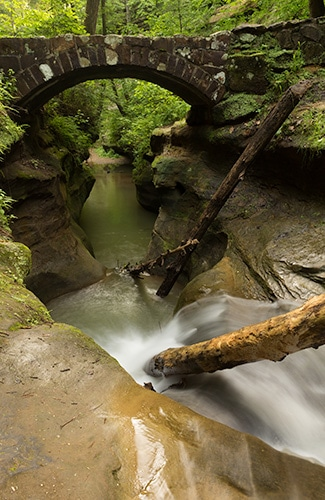 Smooth Flowing Stream
